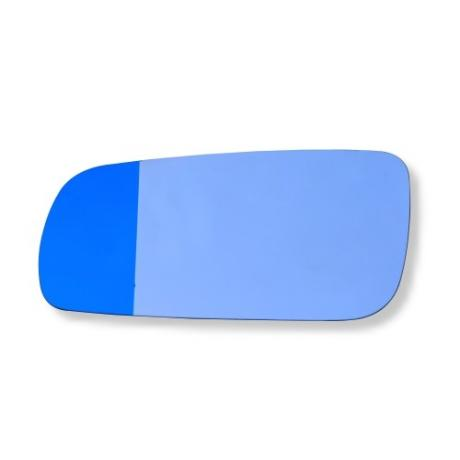 Aspherical mirror glass for vehicles